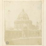 Salt Print Radcliffe College by Fox Talbot Sun Picture