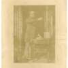 Salt Print for sale of Dr Knox by Hill & Adamson