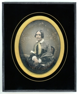 Samuel Heer Daguerreotype After Restoration