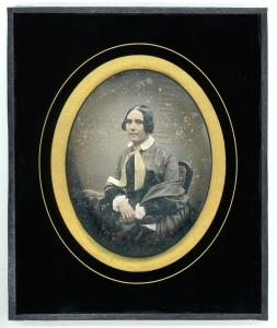 Samuel Heer Daguerreotype After Restoration