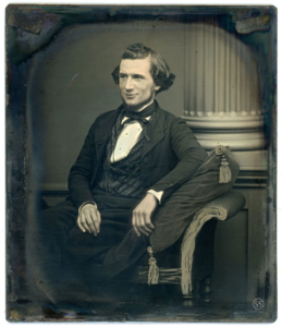Daguerreotype Cleaning After