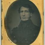 1842 Oval Richard Beard Patentee Daguerreotype