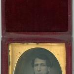 Oval Beard Patentee Daguerreotype For Sale