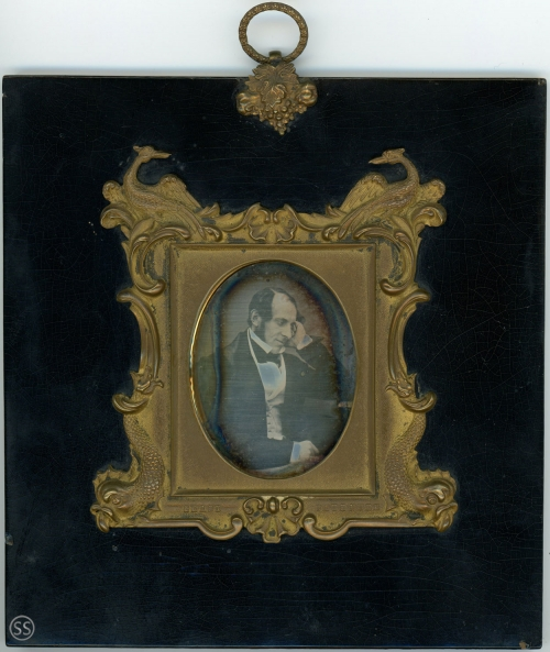 Richard Beard Patentee Dolphin Pheasant daguerreotype for sale