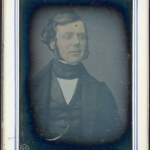 English man daguerreotype for sale Plate View