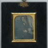 Richard Beard Patentee Japanned Frame 6th Plate Daguerreotype