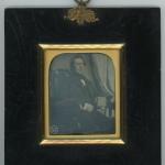 Richard Beard Patentee Japanned Frame 6th Plate Daguerreotype
