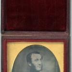 British Army Line Officer Daguerreotype for Sale