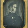 Young University Man Attrib Thomas Davidson of Edinburgh Daguerreotype