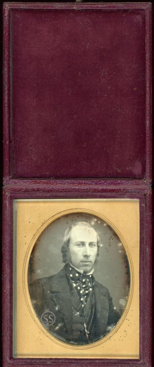 Goddard Daguerreotype By Mayall