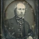 J F Goddard Daguerreotype by Jabez Mayall