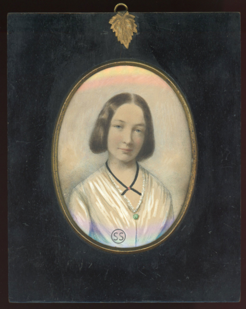 Tinted Kilburn Daguerreotype For Sale