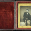 Full Length English Daguerreotype For Sale