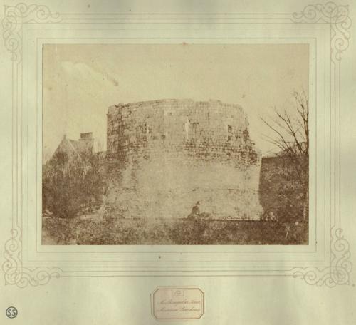 Pumphrey of York Salt Print
