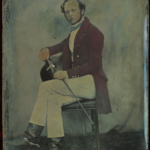 Hunting Ambrotype For Sale