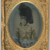 Scottish Highland Military Officer Ambrotype For Sale