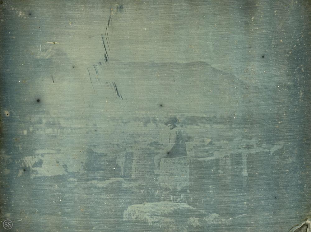de Prangey Daguerreotype For Sale