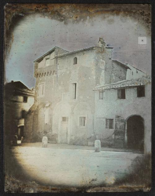 Girault De Prangey Daguerreotype