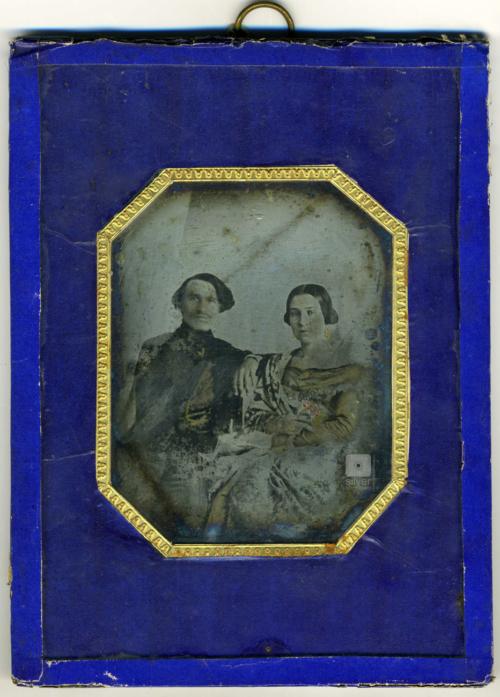 Bride Daguerreotype