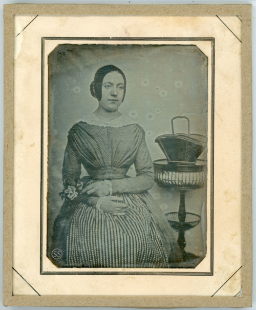 French daguerreotype