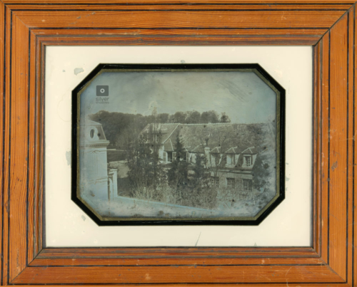 Large French Daguerreotype