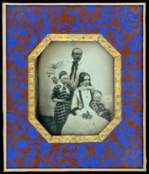 Russian daguerreotypes