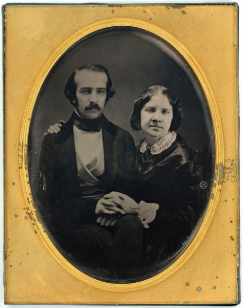 Jenny Lind daguerreotype