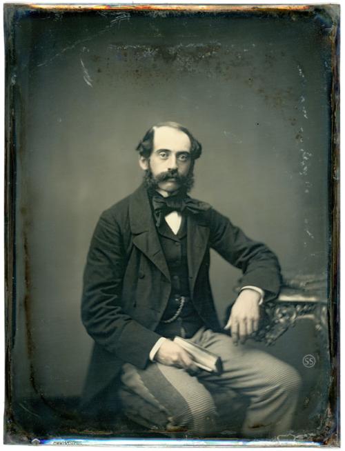 Plumier Daguerreotype