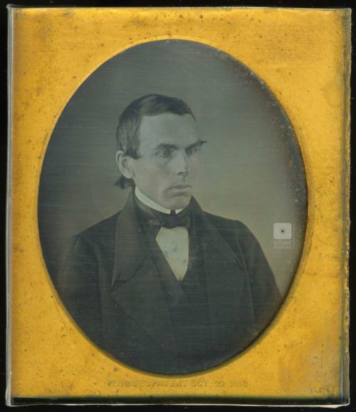 Plumbe daguerreotype