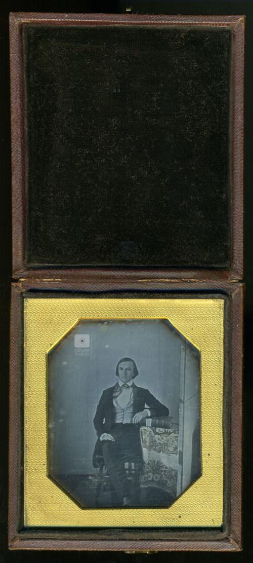 military daguerreotype