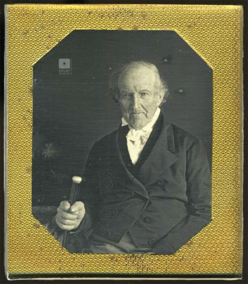 Revolutionary Man Daguerreotype