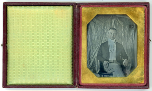 early itinerant daguerreotype