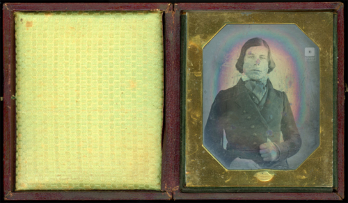 Asa White Boston Daguerreotype