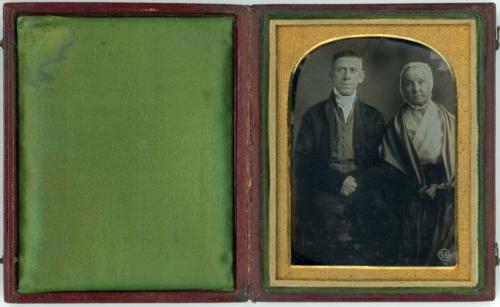 M.P. Simons daguerreotype