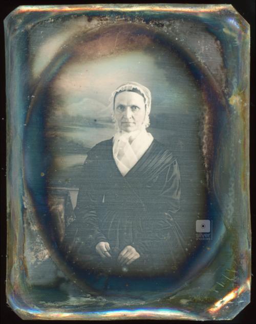 Broadbent Daguerreotype