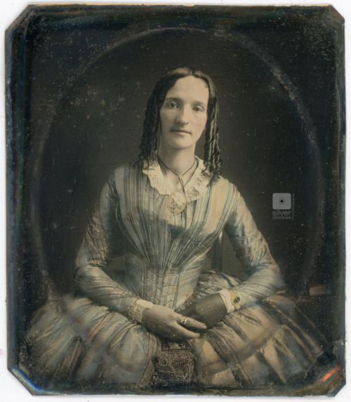tinted daguerreotype