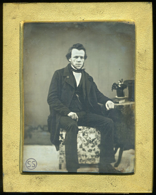 Full Length English Daguerreotype of Man