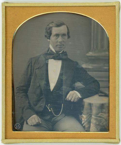 Emilian Fehrenbach Daguerreotype