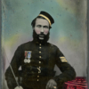 Crimean War Ambrotype For Sale