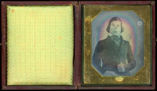 Asa White Boston Daguerreotype